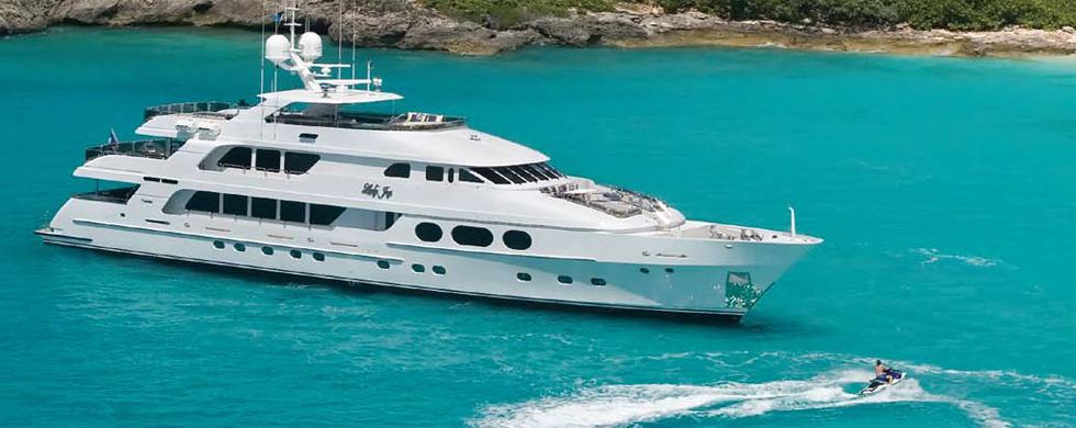 Luxury Crewed Yachts