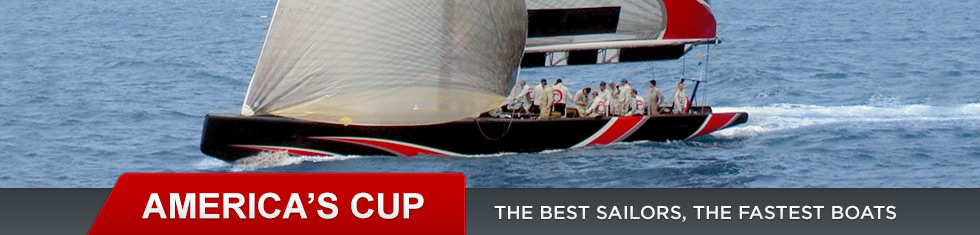America's Cup World Series Yacht Charter