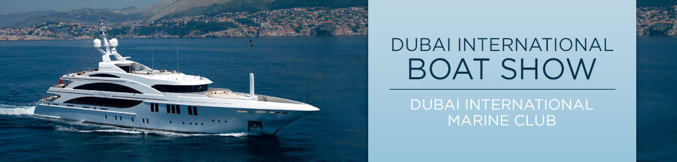 Dubai International Boat Show Yacht Charter