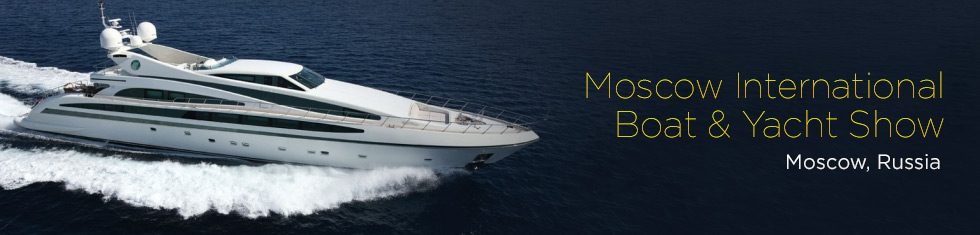 Moscow International Boat and Yacht Show Yacht Charter
